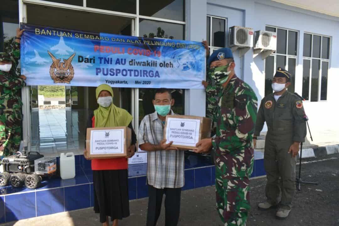 Bakti Sosial Puspotdirga digelar di Lapter Gading dan Depok Airstrip