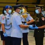 Wingday Sekbang TNI Terpadu A-97, Kasau: Airmanship dan Attitude Faktor Utama Menjadi Perwira Sejati