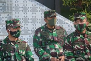 Danlanud RHF Hadiri Peresmian Kantor Makogabwilhan I Tanjungpinang