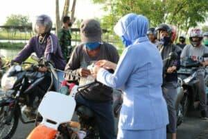 Lanud Sugiri Sukani Turut Serta Membantu Pemerintah Mengurangi Dampak Negatif Pandemi Covid-19 di Masyarakat
