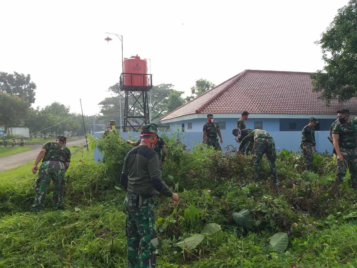 Pangkalan TNI Angkatan Udara Sugiri Sukani Terus Berupaya Dalam Rangka Meningkatkan Ketahanan Pangan