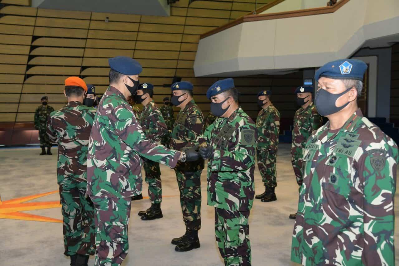 MARSMA TNI TRI BOWO BUDI SANTOSA JABAT PANGKOOPSAU I
