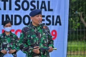 Alumni AKABRI 1996 Wilayah Kepri Bagikan Ratusan Paket Sembako Untuk Warga Terdampak Covid-19