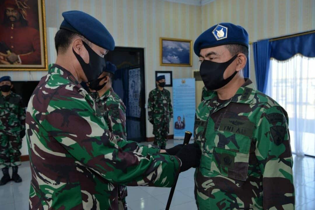 Jabatan Karumkit Lanud Sultan Hasanuddin di Serah Terimakan