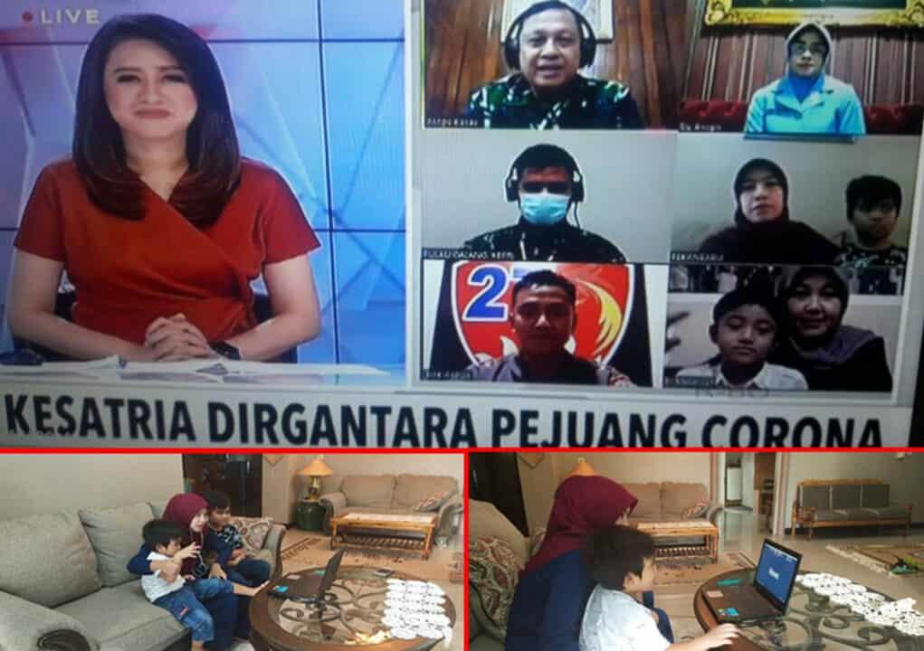 dr.Finna Adi Irawan, Trimakasih Kepada TNI AU