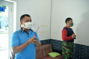 Lanud Sultan Hasanuddin Gelar Doa Bersama Serentak TNI AU