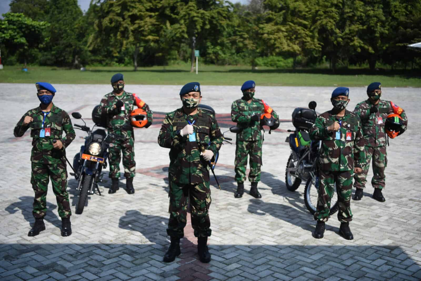 100 Hari Kerja Babinsa TNI AU Tunjukan Hasil