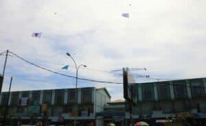 Lanud Supadio Kerahkan Drone Guna Sosialisasikan New Normal