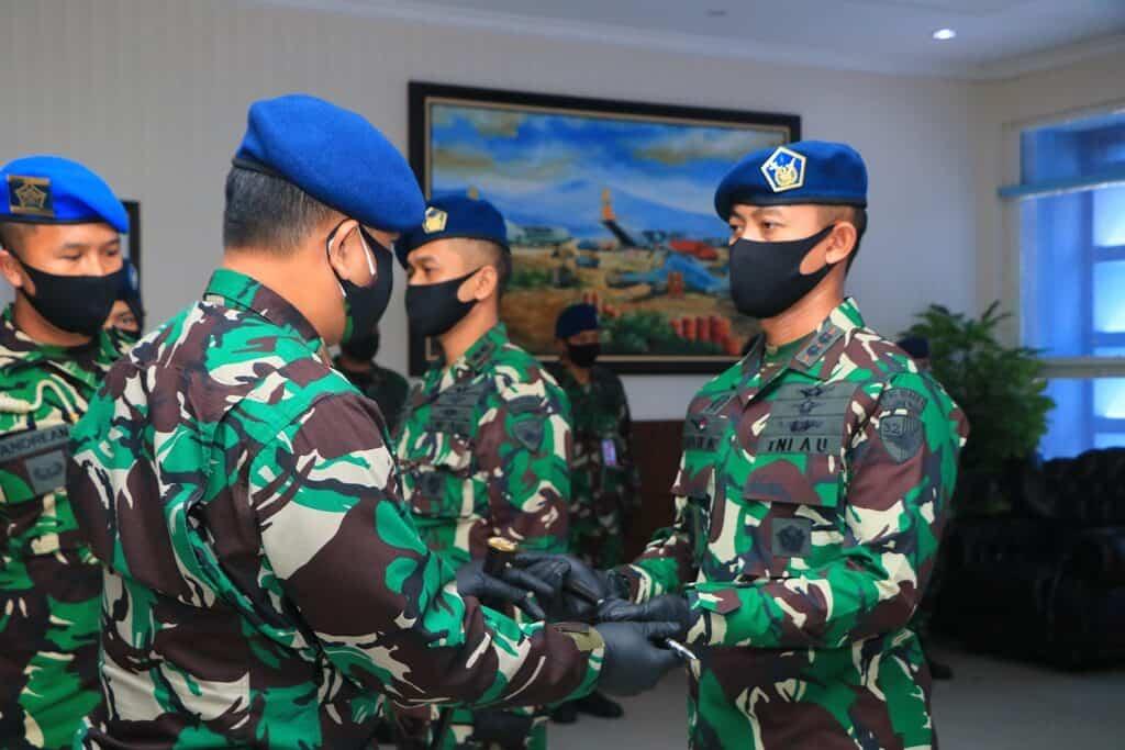 Letkol Pnb Taufik N.C., Jabat Komandan Skadron Udara 32 Lanud Abd Saleh