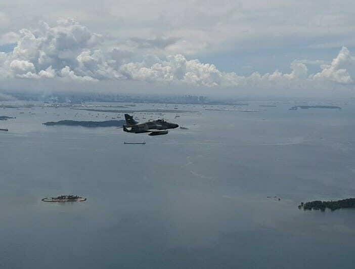 New Normal Life, Black Panther Kawal Pulau Terluar
