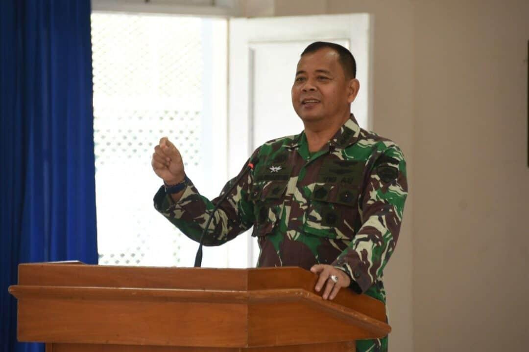 Dirpers Koharmatau : Doktrin Mengakar Kuat Dalam Diri Prajurit TNI AU