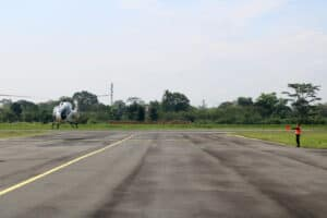 Lanud Wiriadinata Dukung Terbang Navex Siswa Transisi Helikopter