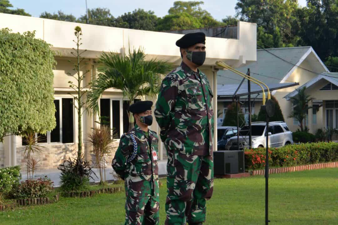 Exit Briefing Marsma TNI Zulfahmi, Akhiri Kepemimpinannya di Kosekhanudnas I