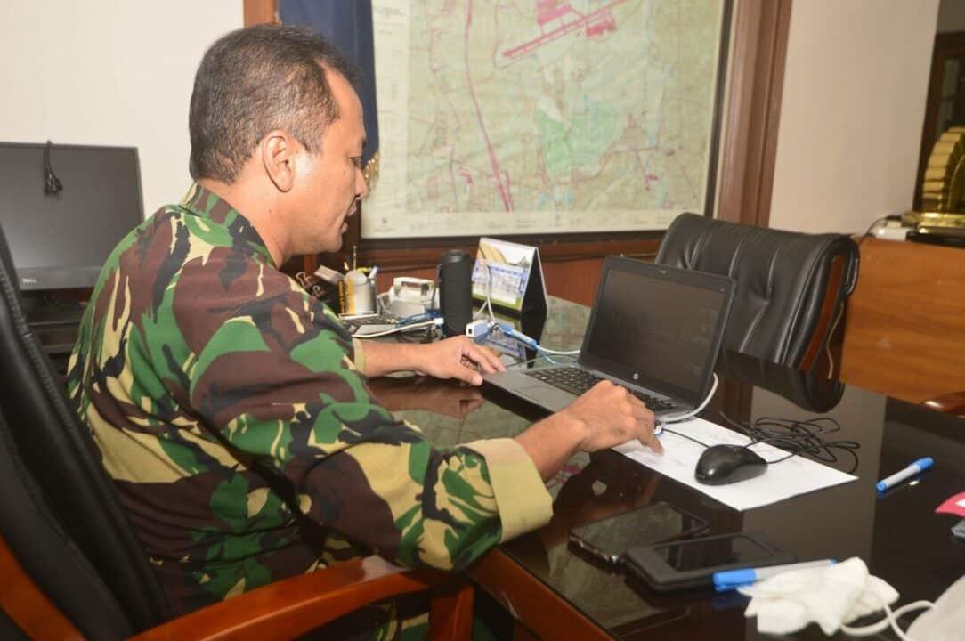 Danlanud Halim: Selalu Berbuatlah yang Terbaik bagi Satuan dan TNI AU