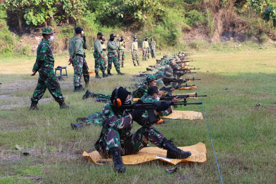 Utamakan Savety Dalam Latihan Menembak