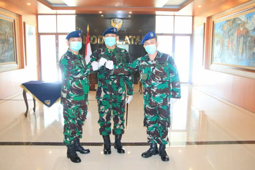 Kolonel Lek Suwondo Jabat Dirjian Kodiklatau