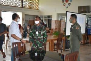 Antisipasi Covid 19, Karyawan Padang Golf Adisutjipto Laksanakan Rapid Test Covid 19