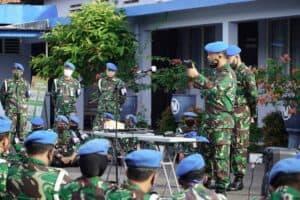 Lanud Adisutjipto laksanakan latihan refreshing penggunaan senjata