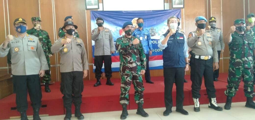 Alumni Akabri '89 Berikan Bantuan Ratusan Paket Sembako di Kota Bogor