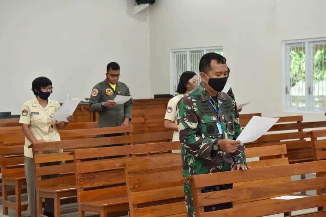 Keluarga Besar Lanud Adisutjipto gelar doa bersama