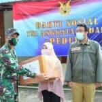 Bakti Sosial TNI AU Aspotdirga Kasau: Amanat 8 Wajib TNI
