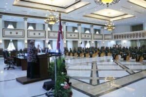 Wagub DIY KGPAA Sri Paduka Paku Alam X Beri Pembekalan karbol Akademi Angkatan Udara