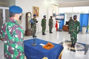 Danlanud Adisutjipto buka pendidikan SIP TNI AU Angkatan 83 dan SIP TNI Angkatan 84