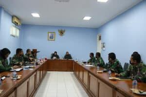 Entry Briefing Komandan Wingdikum