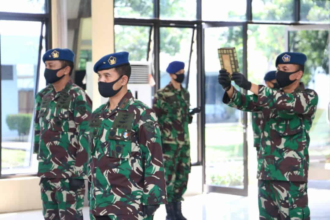 Danlanud Halim Perdana Kusuma dan Danlanud Suryadharma diserahterimakan