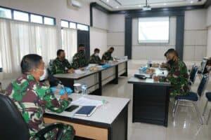 Rapat Koordinasi UKP TOA/ TOD Dan Pendidikan Personel Lanud Sjamsudin Noor TA 2020
