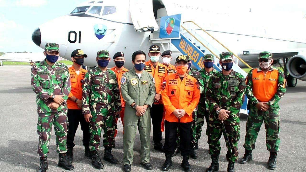 5 ABK kapal motor (KM) Dua Putri Belum ditemukan, TNI AU turunkan Boeing 737 intai srategis