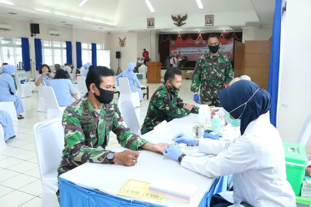 250 Stok Darah PMI, Koharmatau Gelar Donor Darah