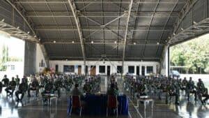 Seluruh Perwira Penerbang Dan Perwira Teknik Lanud Iswahjudi Ikuti Safety Meeting