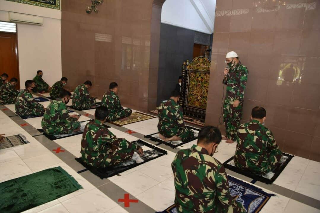 Doa Bersama Lanud Halim untuk Keselamatan Bangsa