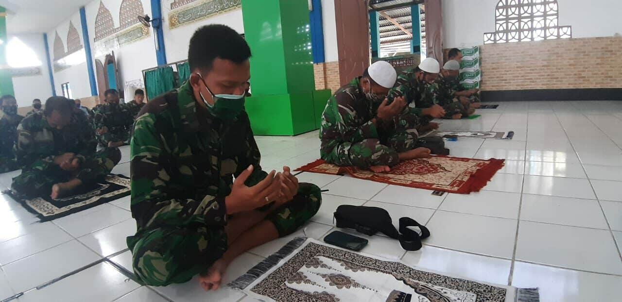 Doa Bersama Di Lanud Sutan Sjahrir Jauhkan Dari Mara Bahaya