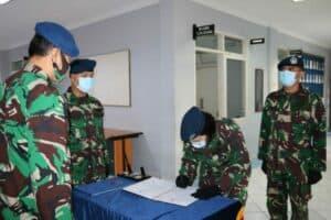 Jabatan Kepala RSAU dr. Nourman T.Lubis Lanud Sulaiman Diserahterimakan