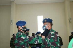 Jabatan Komandan Skadik 203 Lanud Sulaiman Diserahterimakan