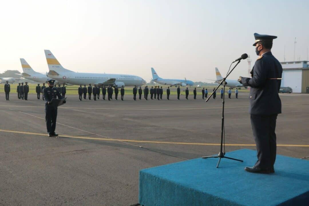 Peringatan ke-73 Hari Bakti TNI AU, Kasau Sampaikan Makna Sesungguhnya Hari Bakti bagi Prajurit TNI AU