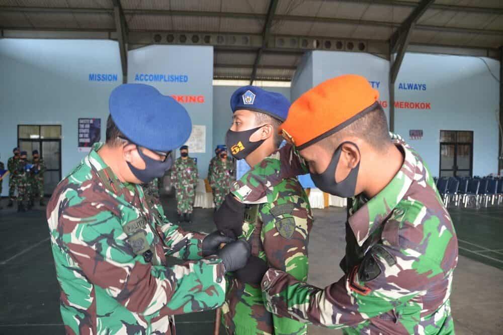 Danlanud Supadio Buka Pendidikan Suspa Operator PTTA Angkatan Kedua