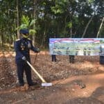 Lanud Halim Dukung Penanaman 2020 Pohon Sukun di Jajaran Koopsau I