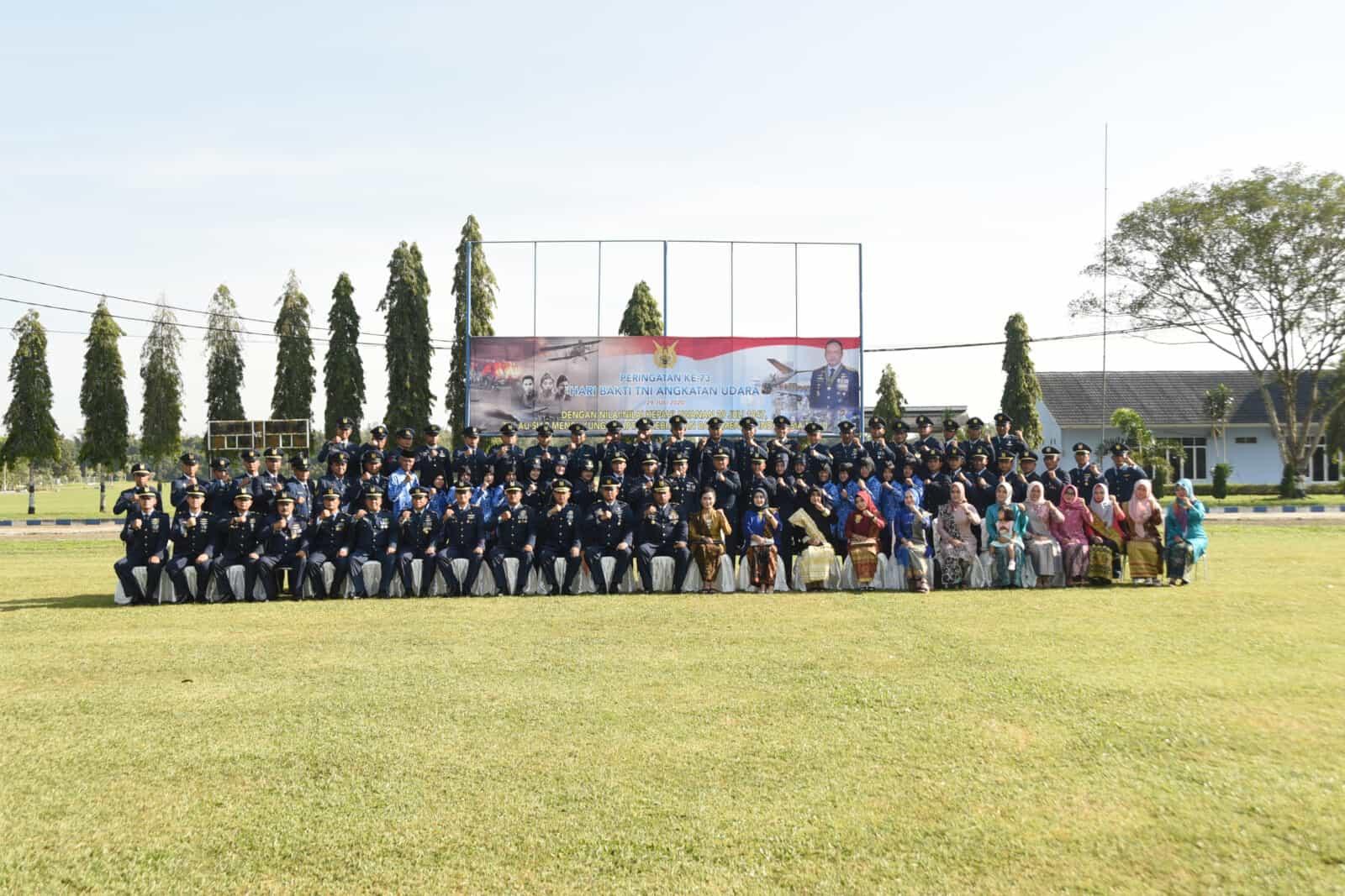 """""""TNI Angkatan Udara berkomitmen untuk siap mendukung Adaptasi Kebiasaan Baru menuju Indonesia Maju"""""""