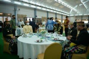 Danlanud Sultan Hasanuddin Hadiri HUT ke-61 Kabupaten Maros