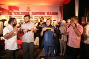 Danlanud Rsn Hadiri Wisata Kuliner Jagung Bakar Manis