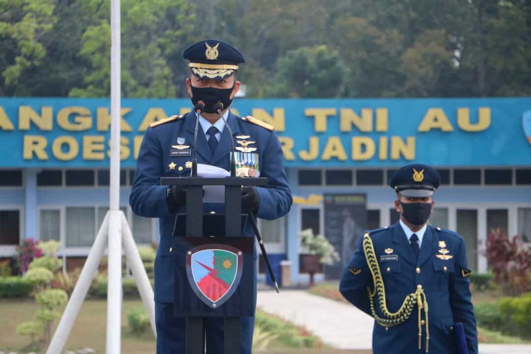 Kasau: Prajurit TNI AU Masa Kini Harus Mampu Berjuang Dan Mengabdi