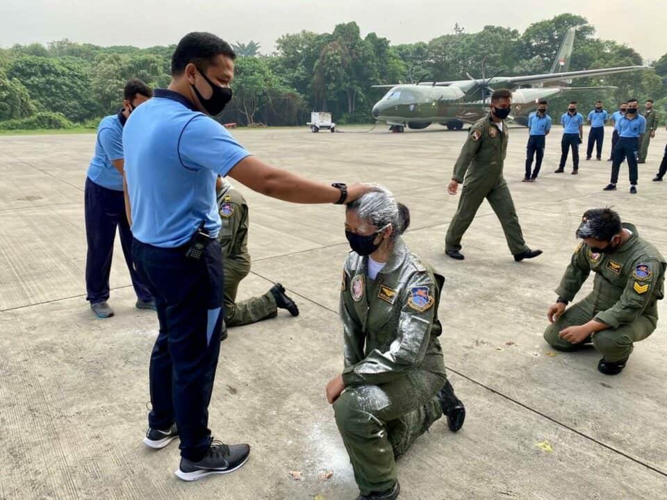 Tradisi JMU dan Load Master Skadron Udara 2,