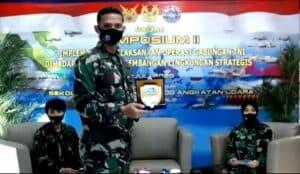 Terkait Lingkungan Strategis, Simposium II Seskoau A-57 Bahas Operasi Gabungan TNI