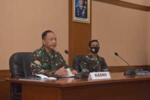 Kasau : Literasi Harus Menjadi Budaya Prajurit TNI Angkatan Udara