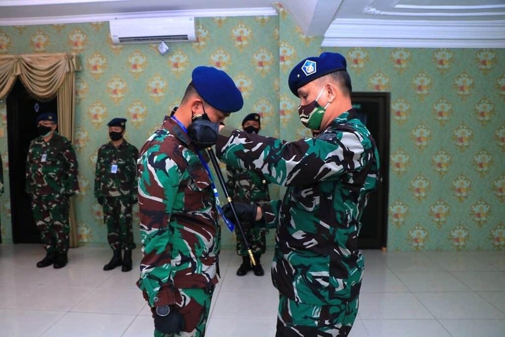 Kursus Crew Recources Management A-33 di Wing 2 Lanud Abd Saleh