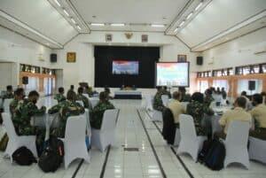 Penyusunan RKBMN harus mengacu pada renstra TNI Angkatan Udara lima tahun kedepan
