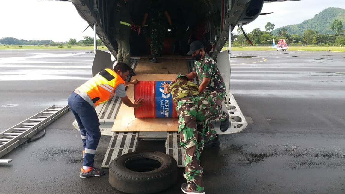 HariKe-Empat Tanggap Darurat Bencana Banjir di Masamba Luwu Utara